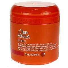 Wella Professionals Enrich Moisturising Treatment Fine/Norma 1/1