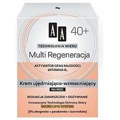 AA Technology Age 40+ Multi Regeneration Night Cream 1/1