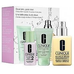 Clinique 3-Step Skincare System 1/1