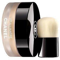 Chanel Vitalumière Loose Powder Foundation With Mini Kabuki Brush 1/1