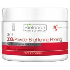 Bielenda Professional 3in1 30% Powder Brightening Peeling 1/1