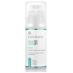 NATURATIV 360 AOX Mask For Face Neck & Cleavage 1/1