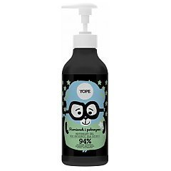 YOPE Natural Shower Gel for Kids Camomile & Urtica 1/1