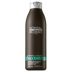 L'Oreal Professionnel Homme Cool Clear Shampoo 1/1
