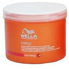 Wella Professionals Enrich Moisturising Treatment Fine/Normal 1/1