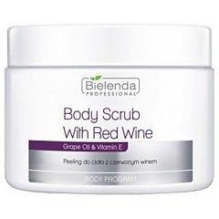 Bielenda Professional Body Scrub With Red Wine 1/1