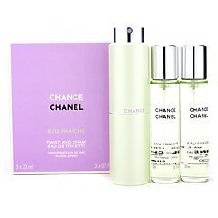 CHANEL Chance Eau Fraiche Twist and Spray tester 1/1