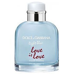 Dolce&Gabbana Light Blue Love is Love Pour Homme tester 1/1