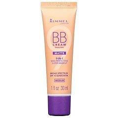Rimmel BB Cream Matte 9in1 Skin Perfecting Super Makeup 1/1