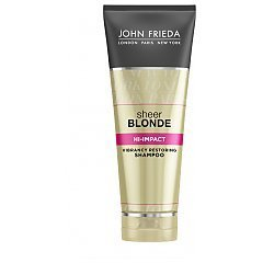 John Frieda Sheer Blonde Hi-Impact Vibrancy Restoring Shampoo 1/1
