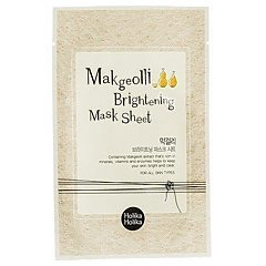 Holika Holika Makgeolli Brightening Mask Sheet 1/1
