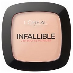 L'Oreal Infallible 24H Matte Powder 1/1