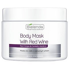 Bielenda Professional Body Mask With Red Wine 1/1