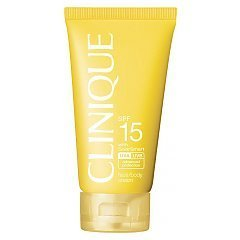 Clinique Sun Face & Body Cream 1/1