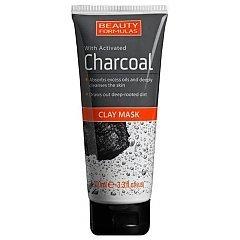 Beauty Formulas Charcoal Clay Mask 1/1