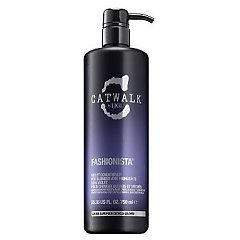 Tigi Catwalk Fashionista Violet Shampoo for Blondes and Highlights 1/1
