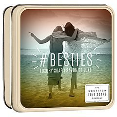 The Scottish Fine Soaps Besties Soap In A Tin 1/1