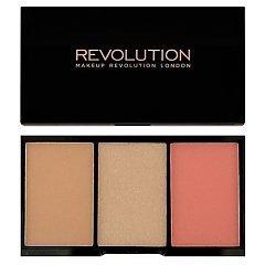 Makeup Revolution Iconic Iconic Blush Bronze & Brighten 1/1