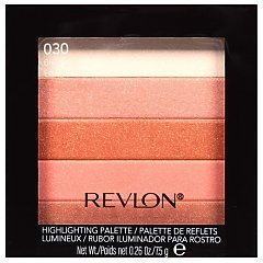 Revlon Hightlighting Palette All-Over Sunkissed Glow 1/1