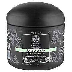 Natura Siberica Sauna & Spa Cedar Body Peeling Salt Detox 1/1