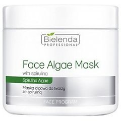 Bielenda Professional Face Algae Mask With Spirulina 1/1