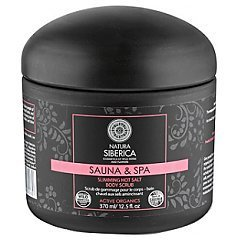 Natura Siberica Sauna & Spa Slimming Hot Salt Body Scrub 1/1