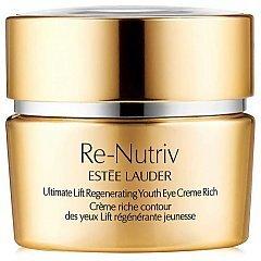 Estee Lauder Re-Nutriv Ultimate Lift Regenerating Youth Eye Creme Rich tester 1/1