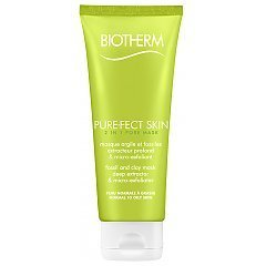Biotherm Pure.Fect Skin Fossil and Clay Mask 1/1