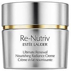 Estee Lauder Re-Nutriv Ultimate Renewal Nourishing Radiance Creme tester 1/1