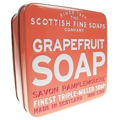 The Scottish Fine Soaps Grapefruit Soap In A Tin 1/1