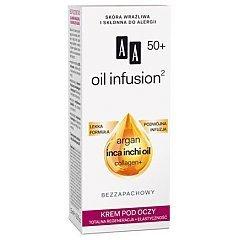 AA Oil Infusion Argan Inca Inchi Oil 50+ Eye Cream 1/1