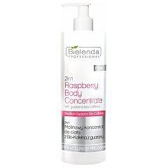 Bielenda Professional Raspberry Body Concentrate With Guarana Bio-Coffeine 1/1