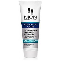 AA Men Advanced Care Face And Stubble Gel 1/1