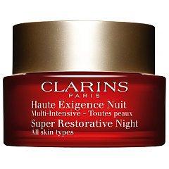 Clarins Super Restorative Night All Skin Types tester 1/1
