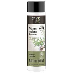 Organic Shop Herbal Of Provence Bath Foam 1/1
