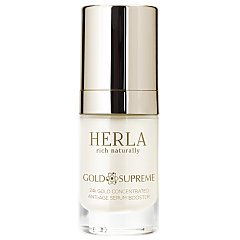 Herla Gold Supreme 24K Gold Concentrated Anti-Age Serum Booster 1/1