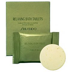 Shiseido Relaxing Bath Tablets 1/1