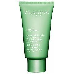 Clarins SOS Pure Rebalancing Clay Mask 1/1