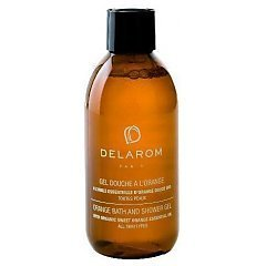 Delarom Orange Bath and Shower Gel 1/1