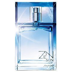 Shiseido Zen Sun for Men Eau De Toilette Fraîche 2014 1/1