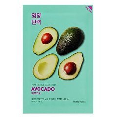 Holika Holika Pure Essence Mask Sheet Avocado 1/1