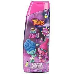 Corsair Trolls Shampoo & Conditioner Raspberry 1/1