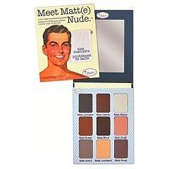 The Balm Meet Matte Nude Palette 1/1
