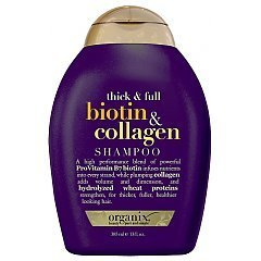 Organix Biotin Collagen Shampoo 1/1