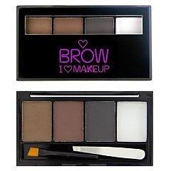 Makeup Revolution I Love Makeup Brow Kit 1/1