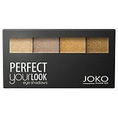 Joko Make Up Quattro Perfect Your Look Eye Shadows 1/1