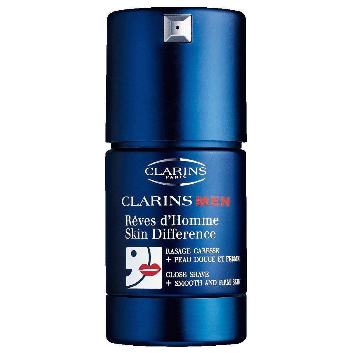 clarins men skin difference preparat zmi kczaj cy zarost 2x15ml 30ml perfumeria. Black Bedroom Furniture Sets. Home Design Ideas