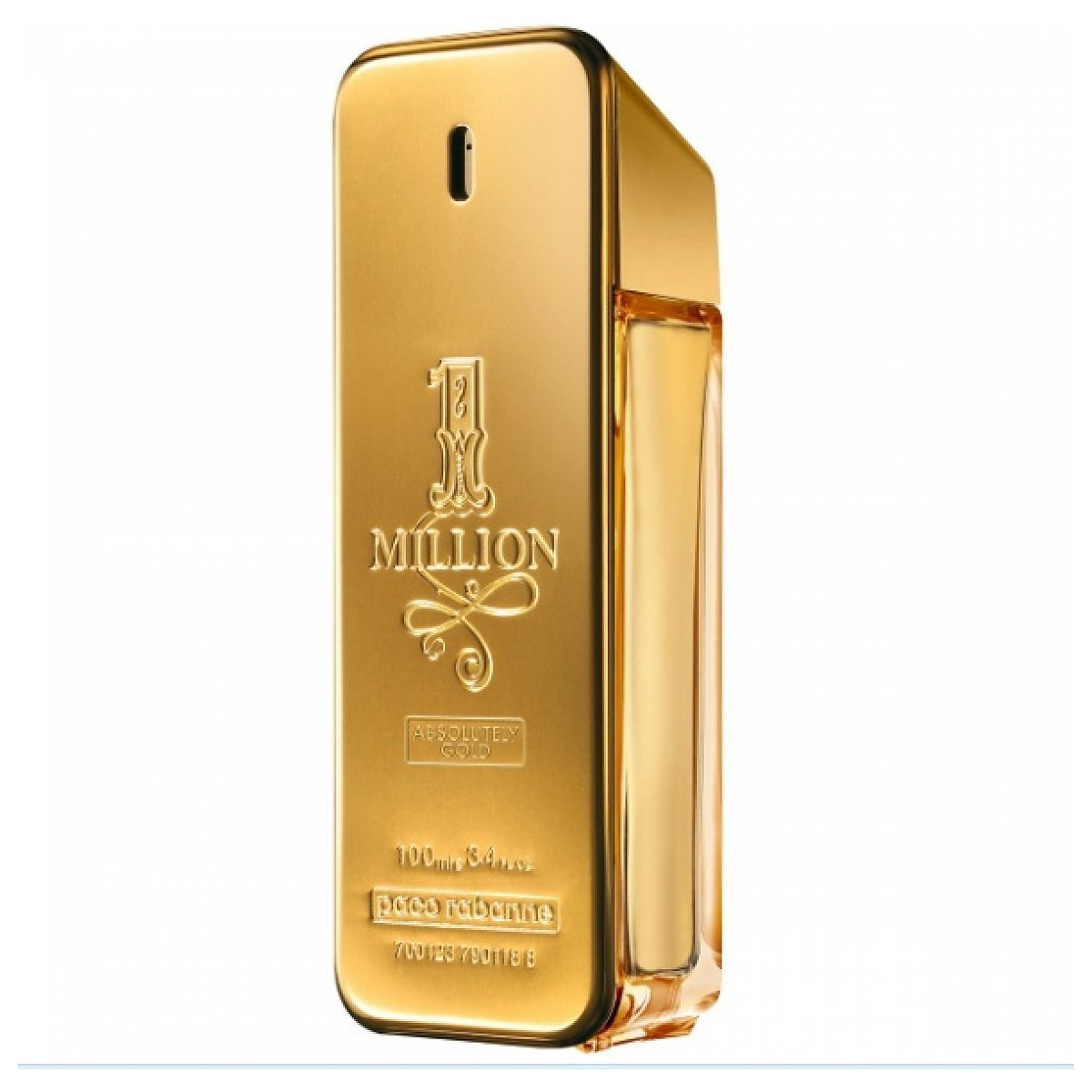 One Million Absolutely Gold Paco Rabanne