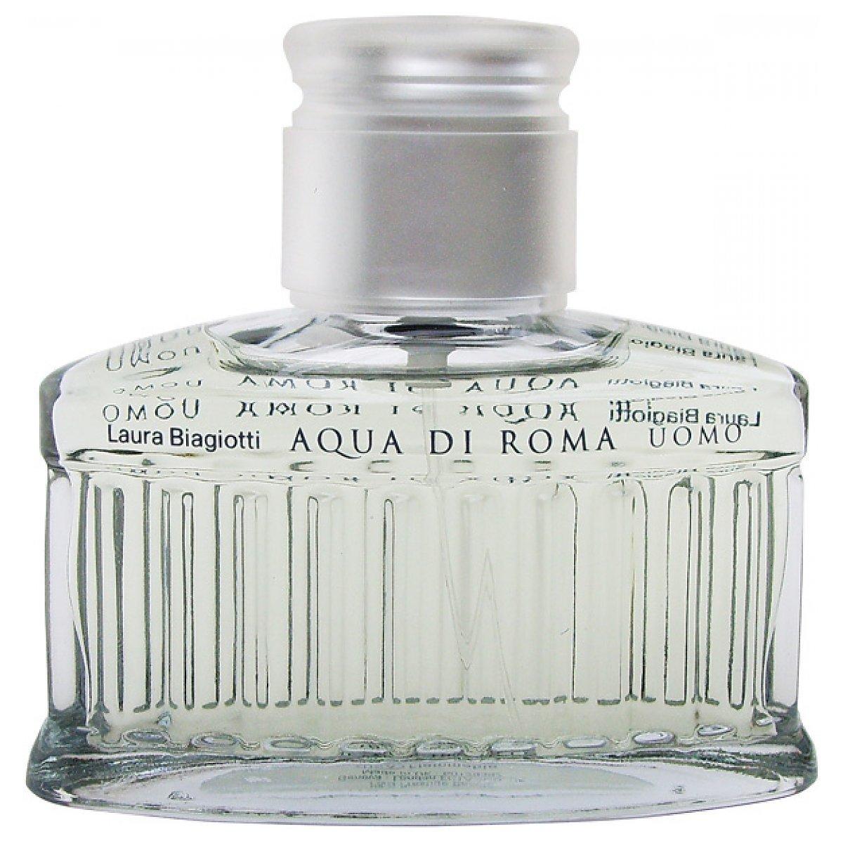Laura 125ml Toaletowa Roma Biagiotti Aqua Di Uomo Spray Woda wOPX8n0k