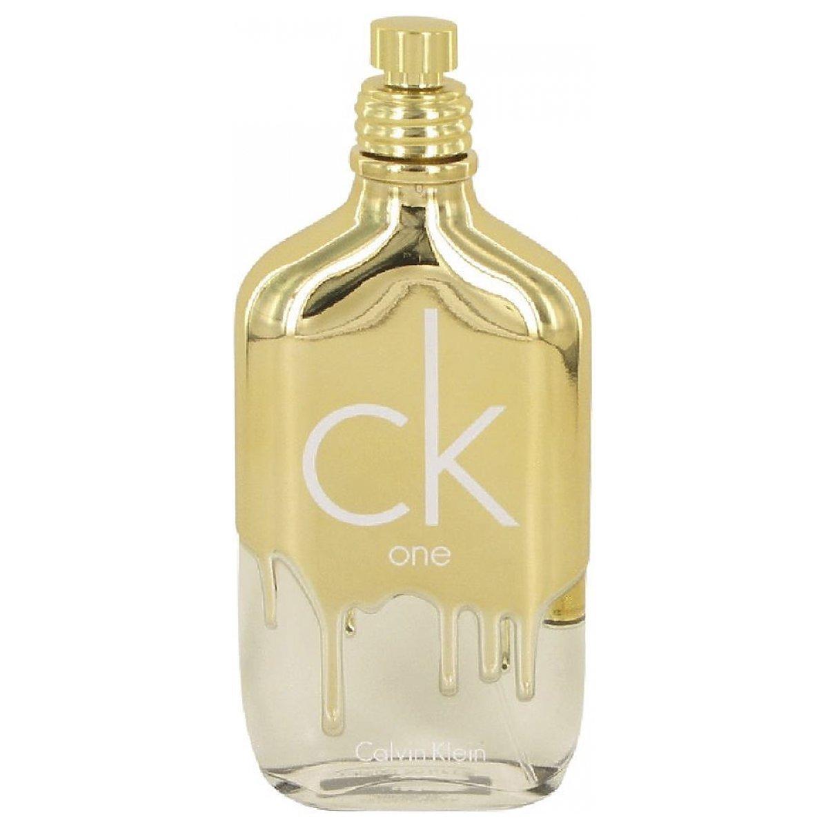 ed5b71266 Calvin Klein CK One Gold Woda toaletowa spray 100ml - Perfumeria ...